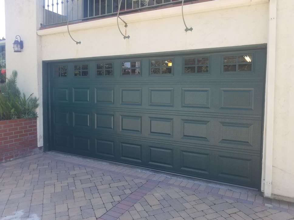 New Door Installation. New Overhead Door Installation Mission Viejo CA