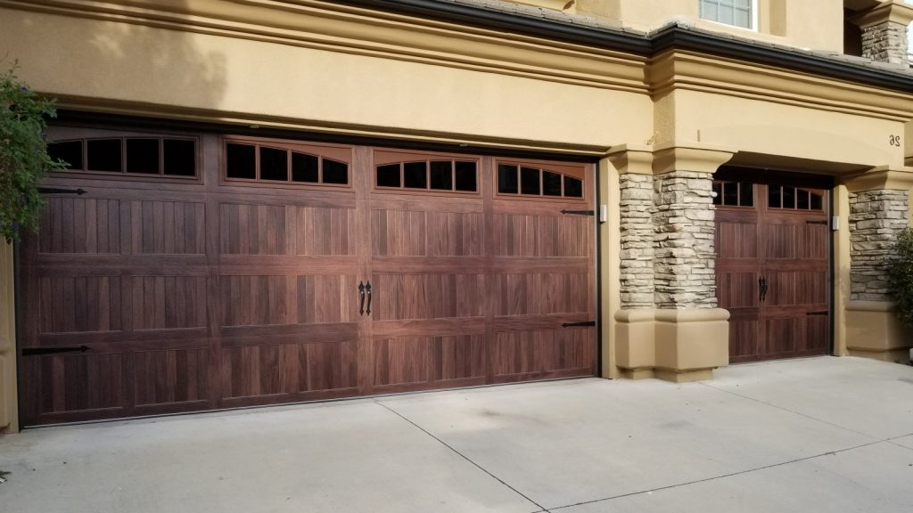 Garage Door Safety Sensors in Tustin